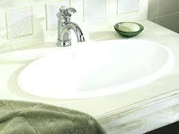 old bathroom sink step 3 bathroom sink faucets widespread