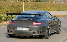 new porsche 911 gt2 spec revealed total 911