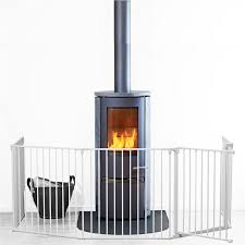 babydan xl hearth configure gate white buy at online4baby