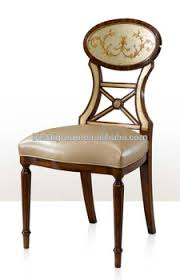 luxury regency accent side chair vintage english victorian living