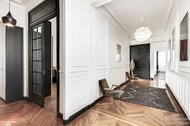 Idee Amenagement Couloir by Appartement Haussmannien Dans Le Centre De Paris Bypierrepetit