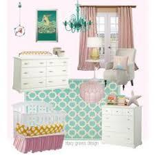Mermaid Nursery Decor Perfectly Pastel Gliders Room And Nursery