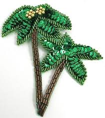 products tagged palm tree sequinappliques