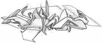 3d graffiti sketches free download 3d drawings sketch graffiti