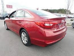 used certified one owner 2015 hyundai sonata 2 4l se