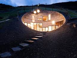 6 Fascinating Underground Homes That Go and Beyond