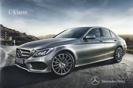 mercedes 2015 leaked brochure completely reveals 2015 mercedes c class