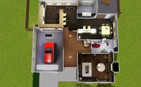 Suburban House Floor Plan by Mod The Sims The Small Suburban