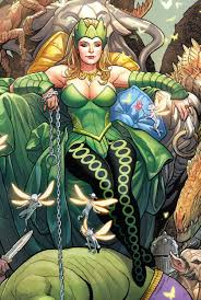 thanos injustice fanon wiki fandom powered by wikia image amora earth 616 from totally awesome vol 1 5 cover