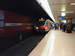 Bad Cannstatt Bahnhof Verbindungsbahn Stuttgart