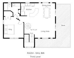 soundside vacation rental sail inn