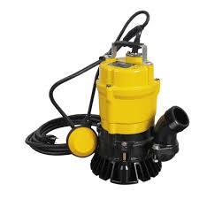 Water Pump Home Depot Wacker 1 2 Hp 2 In Electric Submersible Utility Pump With Float
