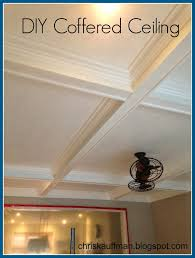 how to build a coffered ceiling this old house youtube diy