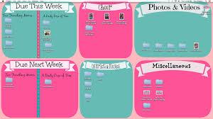 Fun Desk Organizers by Get Organized With This Fun Desktop U0026 Laptop Background