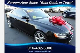 audi a5 coupe used used 2009 audi a5 coupe pricing for sale edmunds