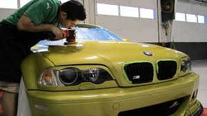Bmw M3 Yellow Green - bmw m3 paint correction detail sweetcars