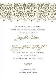 Samples Of Wedding Invitation Cards Wordings Vertabox Com Formal Wedding Invitation Wording Vertabox Com