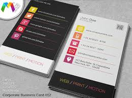 New Business Cards Designs 10 Best Business Card Design By Web Studio Monaco Images On