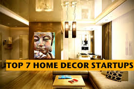 top 7 indian startups in home decor and furnishing segment