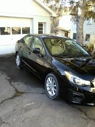 any owners of the new 2012 impreza 2 0i i club