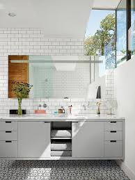 bathroom vanity tile ideas tiled vanity houzz