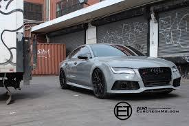 Audi R8 Nardo Grey - nardo gray audi rs7 rides on adv 1 wheels autoevolution