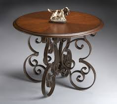 entryway table ideas in demand rounded foyer table with iron base legs as antique