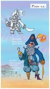 a slightly more complex 3d printing project u2013 the pirate u2013 dan vasile