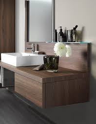 duravit delos brushed walnut 565 x 600mm floor cabinet bathroom