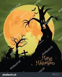 creepy halloween background textures scary halloween background eps vector grouped stock vector