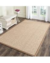 Natural Fiber Area Rugs by Savings On Safavieh Natural Fiber Collection Nf525c Marble Sisal