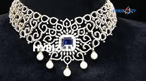 diamonds necklace photos images Mine bridal diamonds necklace malabar gold and diamonds hybiz jpg