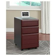 File Cabinets At Target by Cherry Finish Filing Cabinet Target