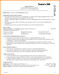 Sample Resume Objectives For Bookkeeper by Bookkeeper Resume Free Resume Example And Writing Download