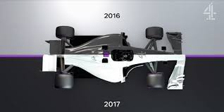 f1 cars all the ways formula 1 cars will change in 2017