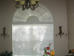 window blinds arched blinds for windows custom made arch shape