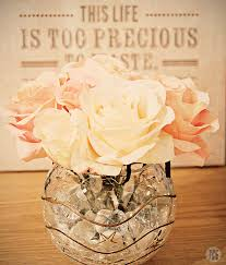 Silk Flower Arrangements For Office - easy and inexpensive diy silk flower arrangement silk flowers