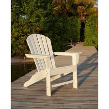 South Beach Tanning Company Prices Polywood South Beach Recycled Plastic Adirondack Chair Hayneedle