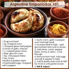 cuisine argentine empanadas 127 best recipes images on recipes