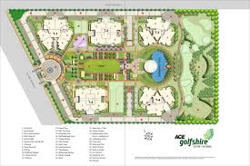luxurious residential flats in noida expressway ace golfshire