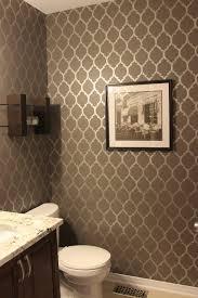 decor powder room reveal