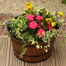 make a whiskey barrel planter iimajackrussell garages best
