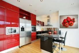 deco mur cuisine moderne beau deco mur cuisine moderne klp8 conception d à la maison