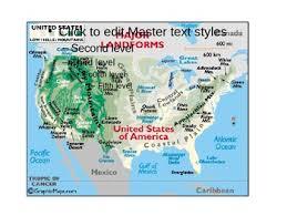 map us landforms major us landforms by danielle miller teachers pay teachers