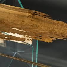 design tischle tisch aus briccola holz und glas rechteckig in modernem design venezia