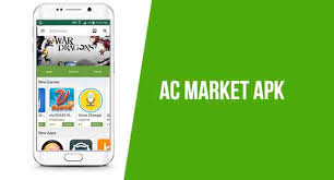 apk market ac market apk for android modded play store