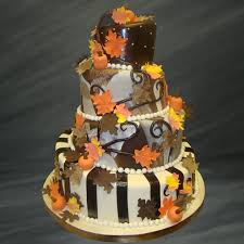 fall wedding cakes fall wedding cakes reloaded palermo s custom cakes bakery