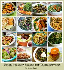 20 vegan salads for your thanksgiving table babble