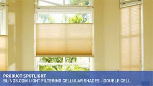 light filtering cellular shades double cell u0026raquo blinds com