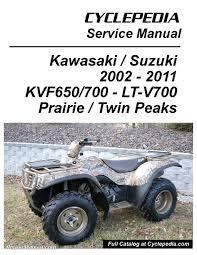 kawasaki kvf650 brute force kvf650 kvf700 prairie suzuki